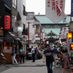 Fukagawa is an old quarter where traditional life is still alive.