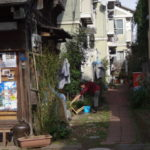 in the back street of Yanaka, you will see a life of ordinary Japanese